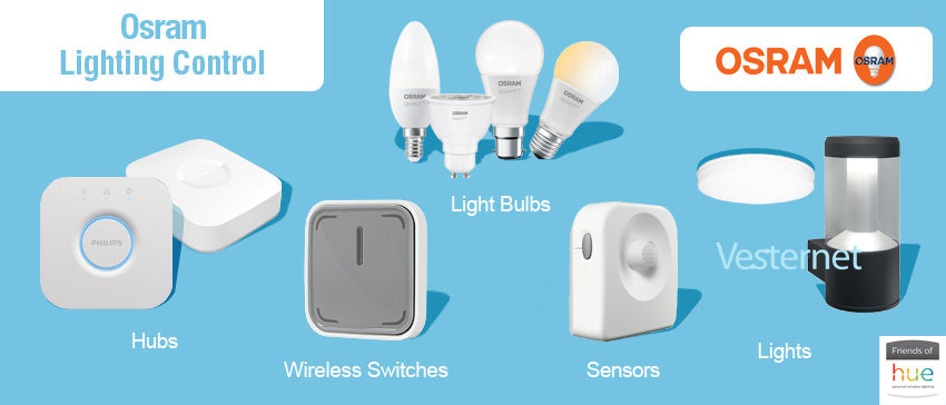 Smart Lighting with Osram Smart+