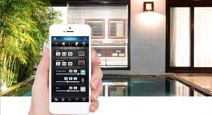 Automated Blinds, Awnings and Shutters with home automation