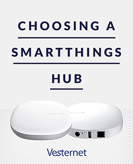 Choosing a Smartthings Home Automation controller
