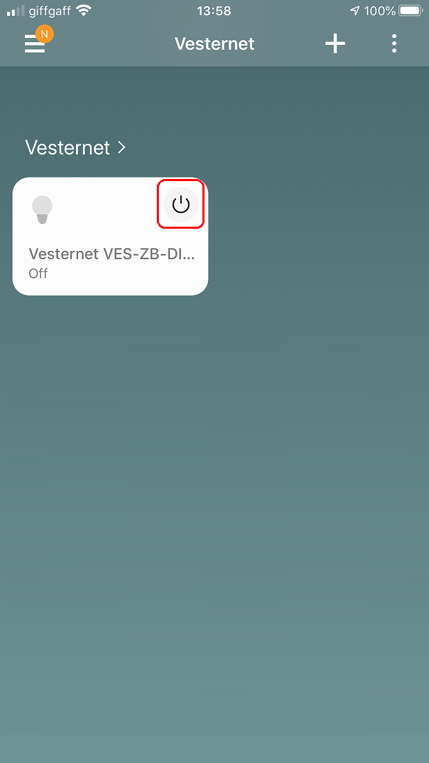 VES-ZB-DIM-004 2-Wire Capable Dimmer In SmartThings | Vesternet
