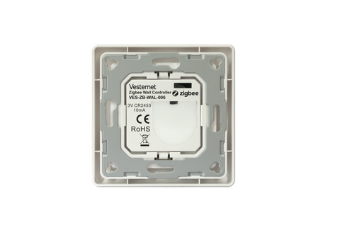 Vesternet VES-ZB-WAL-006 1 Zone Wall Controller