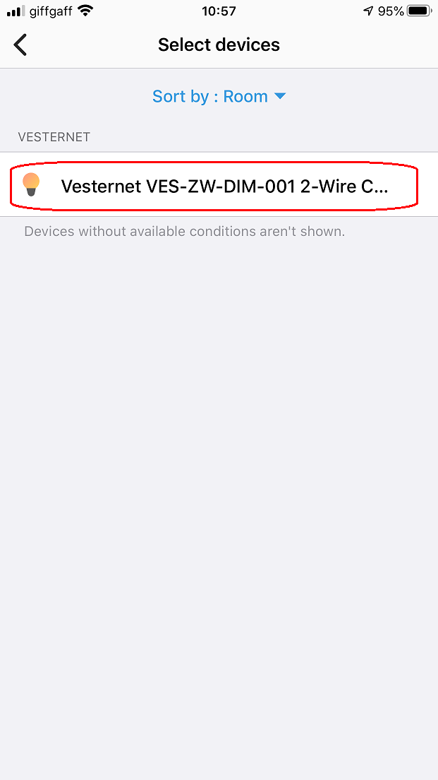 VES-ZW-DIM-001 2-Wire Capable Dimmer In SmartThings   Vesternet