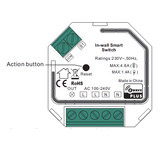 Including A Z-Wave Device In SmartThings | Vesternet