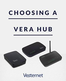 Choosing a Vera Smart Home Hub