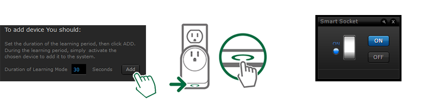 Smart Socket Inclusion