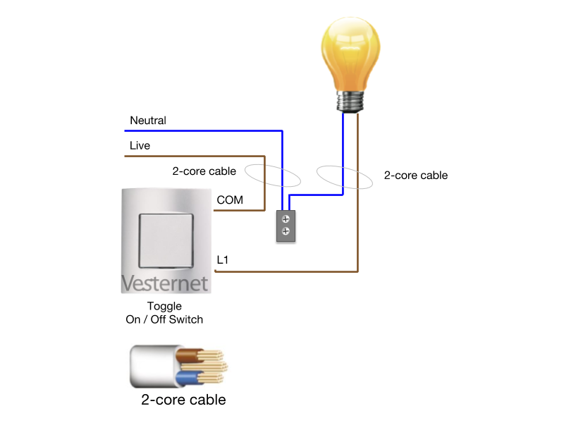Standard 3-Wire Circuit