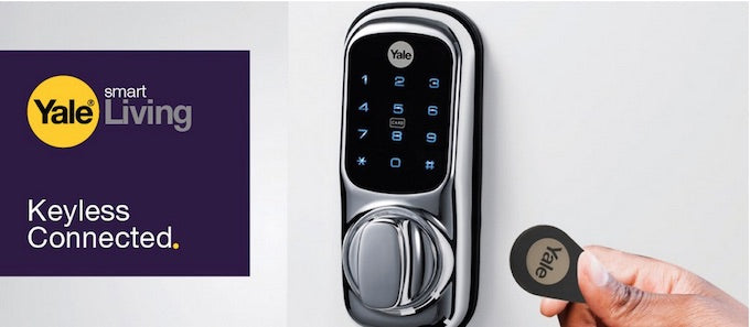 Yale Keyless Smart Lock