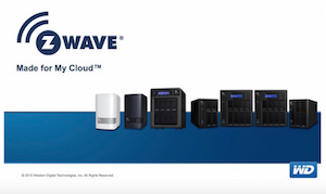 Z-Wave.Me-- WD My Cloud