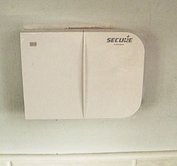 DCH Secure SSR302 Two Channel Boiler Receiver