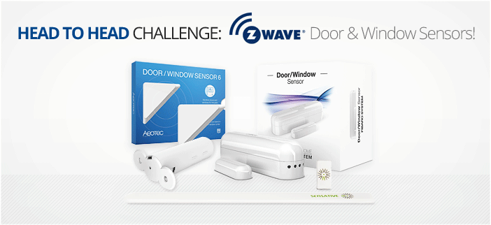 Z-Wave Door & Window Sensor Review