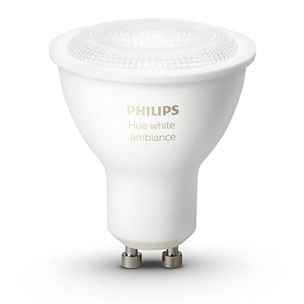 Philips Hue White Ambiance Single Bulb Migration_Light Bulbs Philips GU10