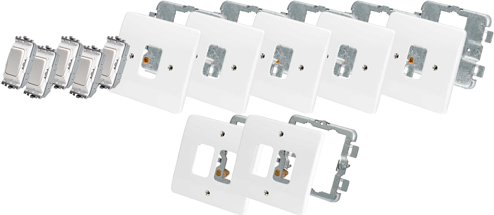 Momentary Switch Kit - 5 Pack