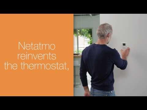 Netatmo Intelligent Wi-Fi Thermostat For Smartphone Migration_Thermostats Netatmo