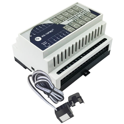 Z-Wave Haseman RS-10PM2 DIN Rail