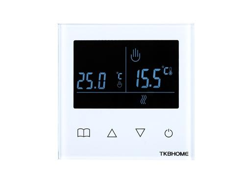 Z-Wave Plus TKB Thermostat for Floor Heating - TZE93 New TKB