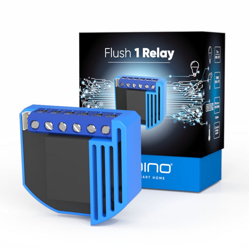 Z-Wave Qubino Flush Relay x 1 Plus