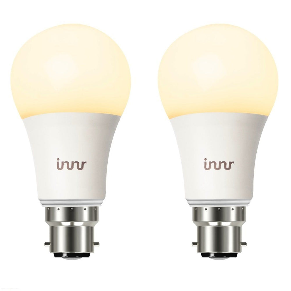 Innr Dimmable Warm White Retrofit Smart LED Bulb - Duo Pack Migration_Smart Bulbs Innr