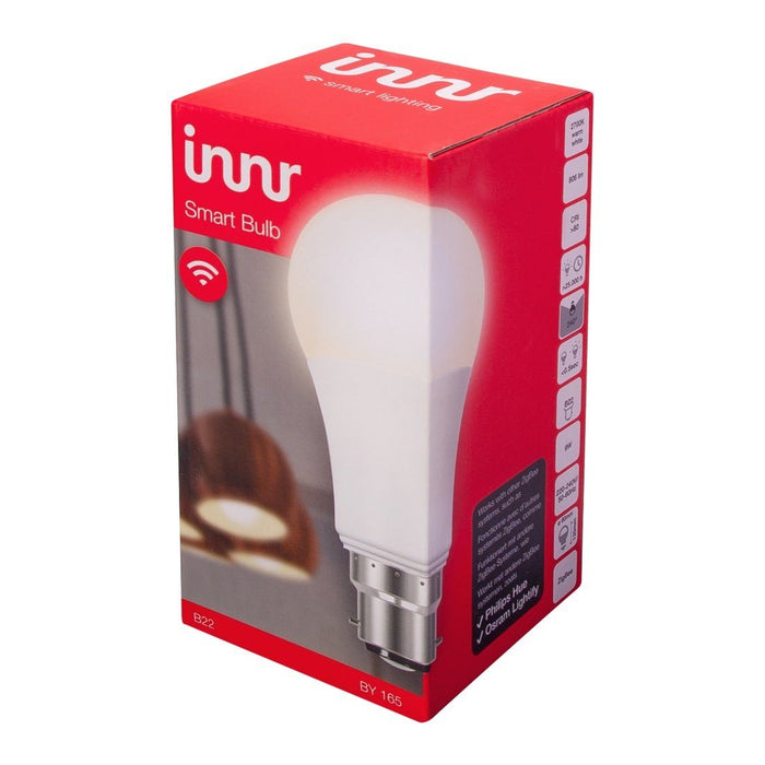 Innr Dimmable Warm White Retrofit Smart LED Bulb Migration_Smart Bulbs Innr