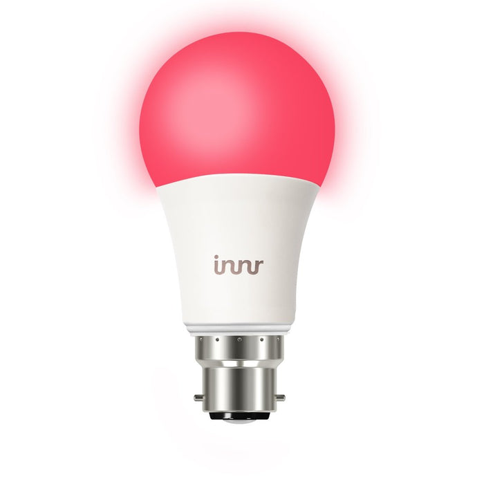 Innr Dimmable Retrofit RGBW Smart LED Bulb - Old Migration_Smart Bulbs Innr Bayonet
