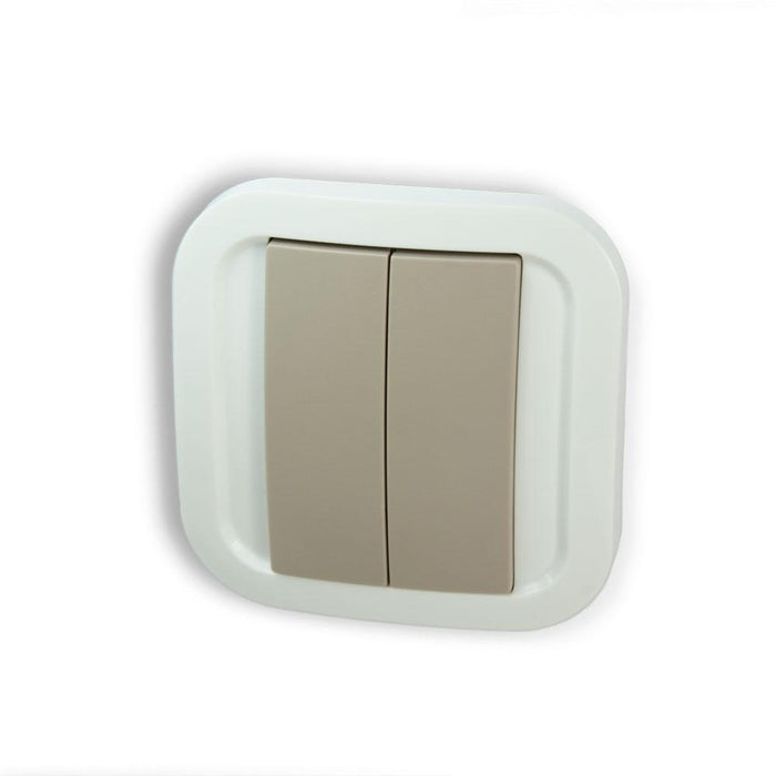 Z-Wave Nodon Wall Switch Migration_Wall Switches Nodon Cozy-Grey