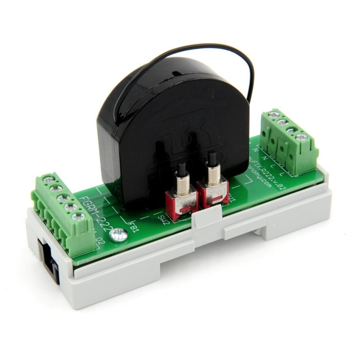 Eutonomy euFIX Adapter DIN for Fibaro Roller Shutter (with Push-Buttons) Migration_Modules Eutonomy