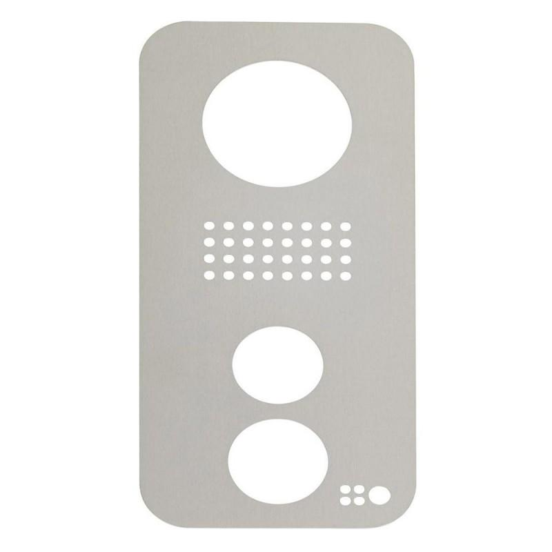 DoorBird Stainless Steel Faceplate for D10x Series Migration_Accessories Doorbird