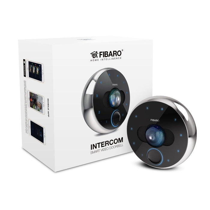 Fibaro Intercom Migration_Door Bells Fibaro