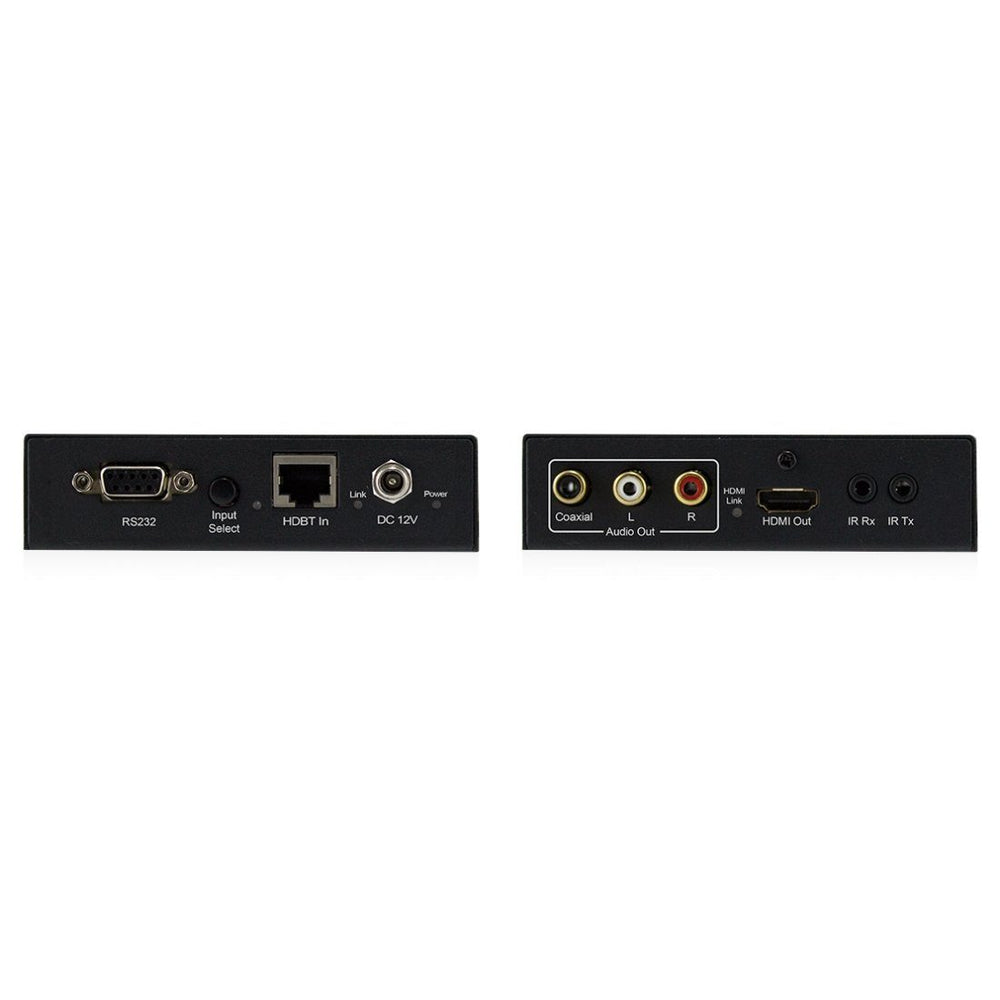 Blustream HDBaseT Extender Set - 100m Switchable HDMI / VGA inputs, Bi-directional IR, RS-232 Migration_Video and Audio Blustream