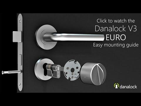 Poly-Control Extendable Security Cylinder for Danalock V3 Migration_Door Locks Poly Control