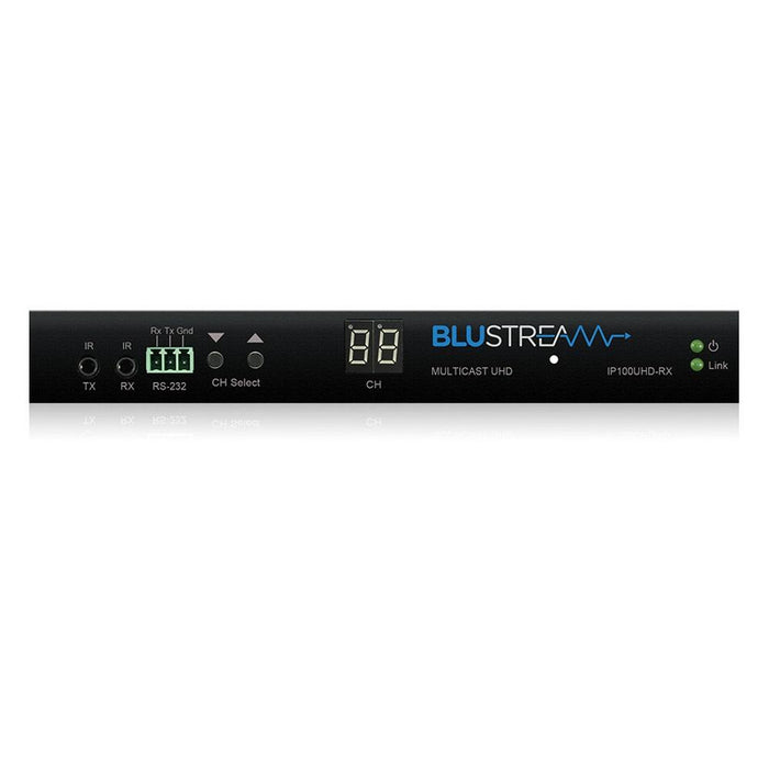 Blustream IP Multicast UHD Video Receiver IP100UHD-RX Migration_Video and Audio Blustream