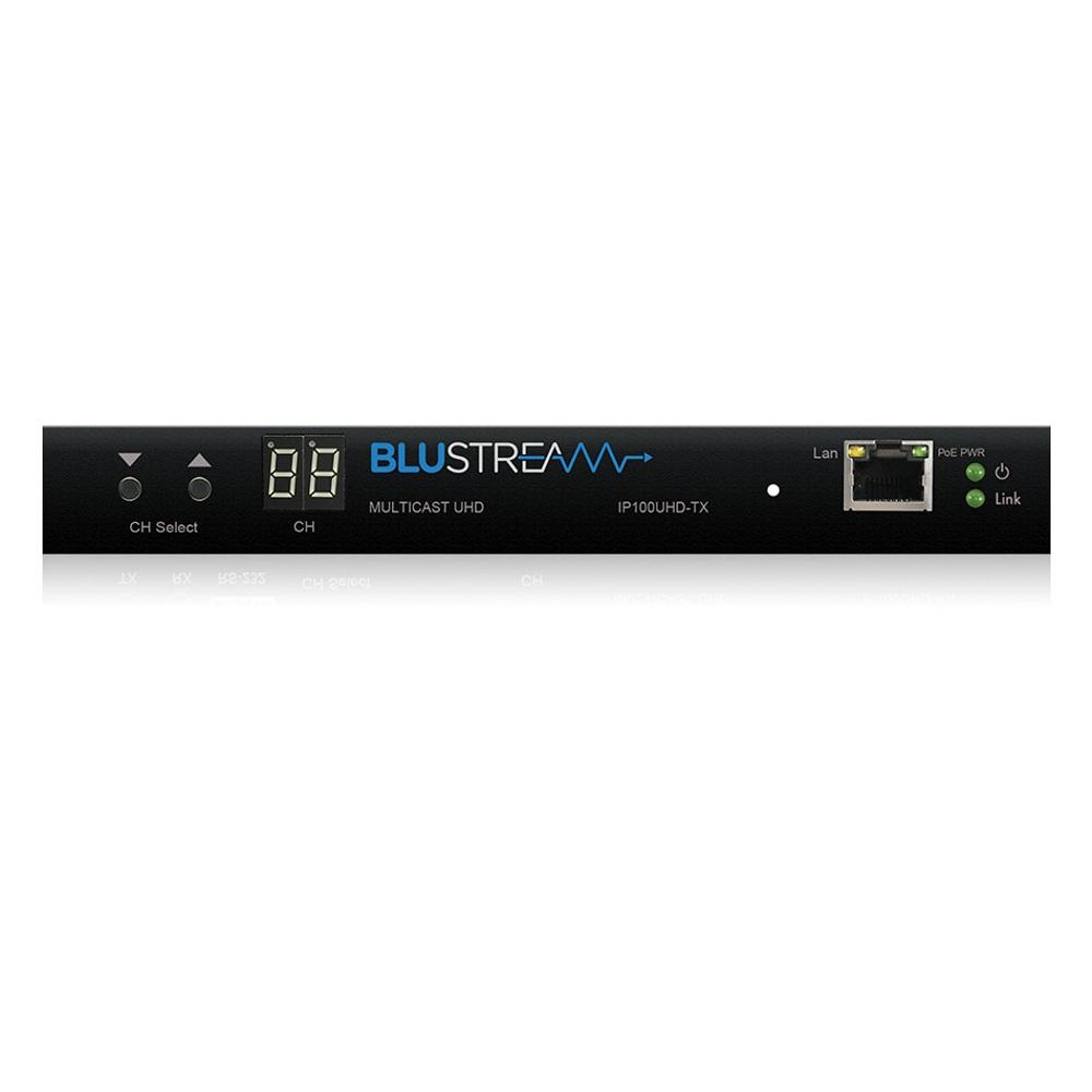 Blustream IP Multicast UHD Video Transmitter IP100UHD-TX Migration_Video and Audio Blustream