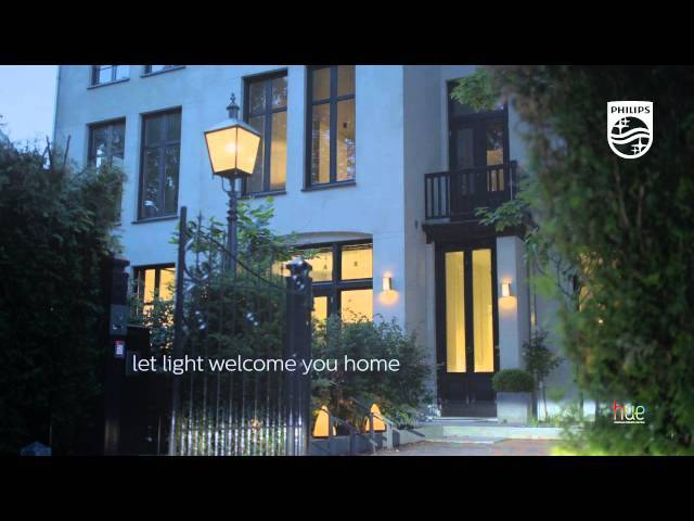 Philips Hue Iris - UK Migration_Mood Lighting Philips