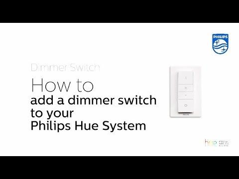 Philips Hue Wireless Dimmer Switch Migration_Wall Switches Philips