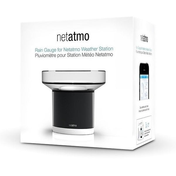 Netatmo Rain Gauge For Weather Station