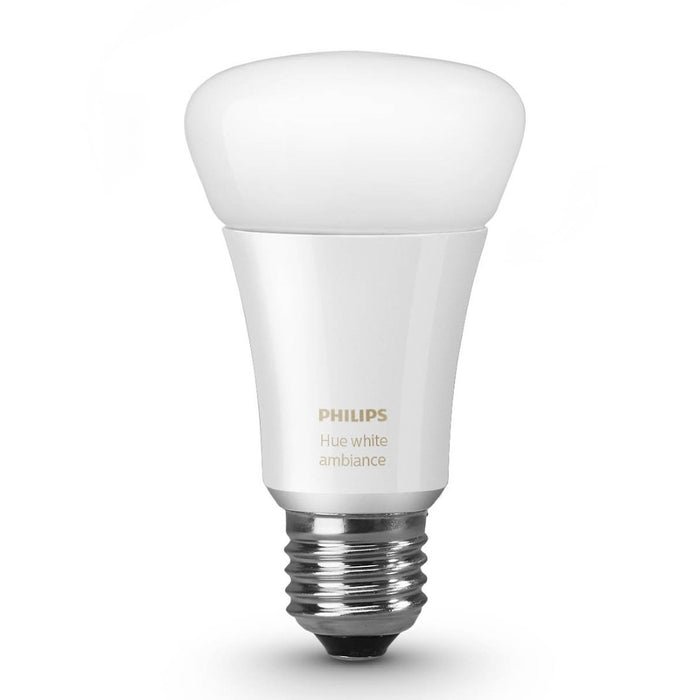 Philips Hue White Ambiance Single Bulb Migration_Light Bulbs Philips Screw fit