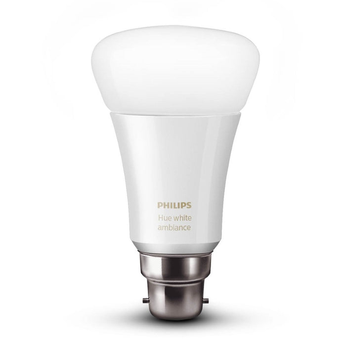 Philips Hue White Ambiance Single Bulb Migration_Light Bulbs Philips Bayonet