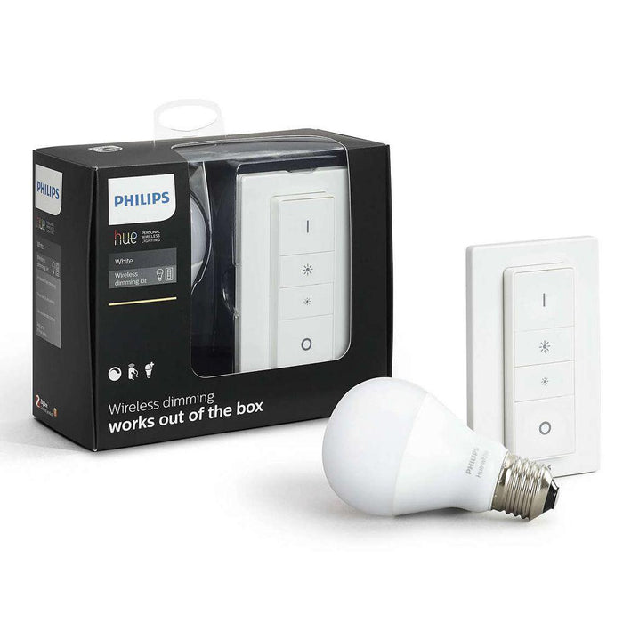 Philips Hue Wireless Dimming Kit - E27 Migration_Starter Kits Philips