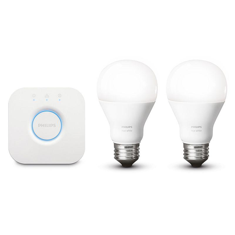 Philips Hue White Starter Kit - E27 - UK Migration_Smart Bulbs Philips