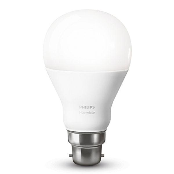 Philips Hue White Single Bulb Migration_Smart Bulbs Philips Bayonet