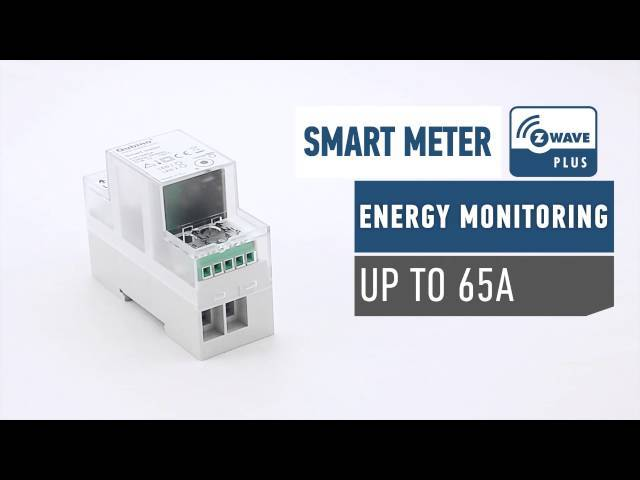 Z-Wave Qubino Smart Meter ZMNHTD1 Plus Migration_Electric Meters Qubino
