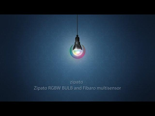 ZipaBox RGBW Bulb 2 Migration_Smart Bulbs Zipato