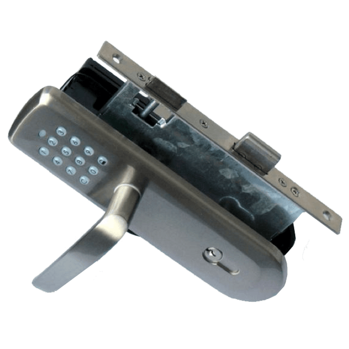 Z-Wave Vision Deadbolt Door Lock with Handle Migration_Door Locks Vision
