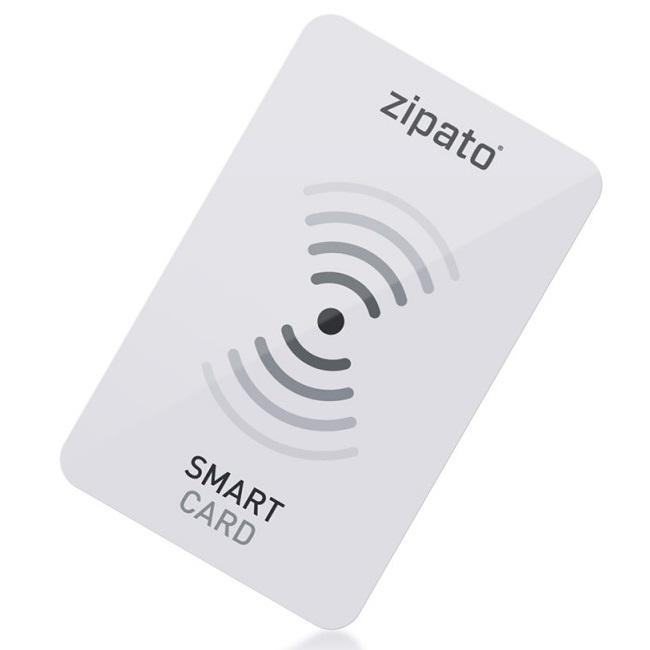 ZipaBox RFID Card Tag White Migration_Keyfobs & Card Readers Zipato