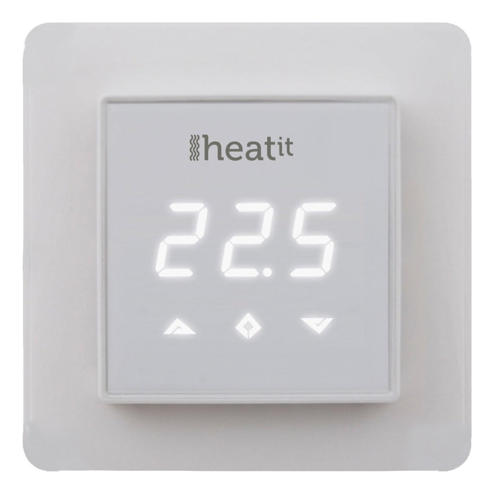 Z-Wave Heatit Thermostat - White Migration_Thermostats Heatit
