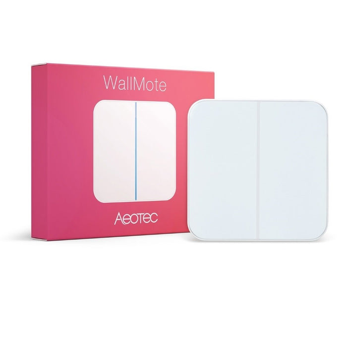 Z-Wave Plus Aeotec WallMote Dual Migration_Remote Controls Aeotec