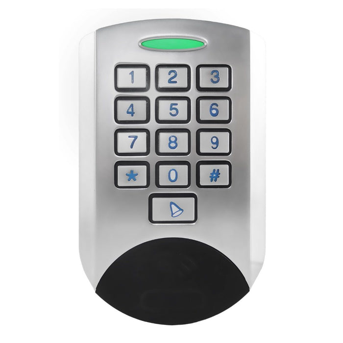 Z-Wave Popp Keypad Migration_Keyfobs & Card Readers Popp