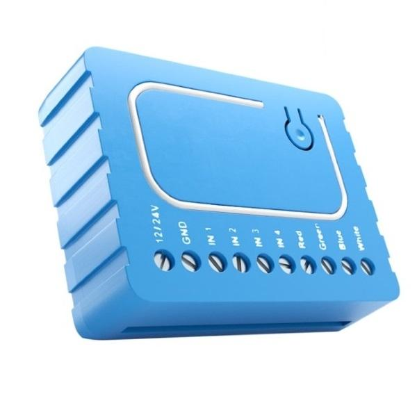 Z-Wave Qubino RGBW Dimmer Plus Migration_Modules Qubino