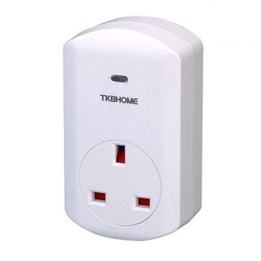 Z-Wave TKB Dimmer Socket - GEN5 - UK Migration_Sockets TKB
