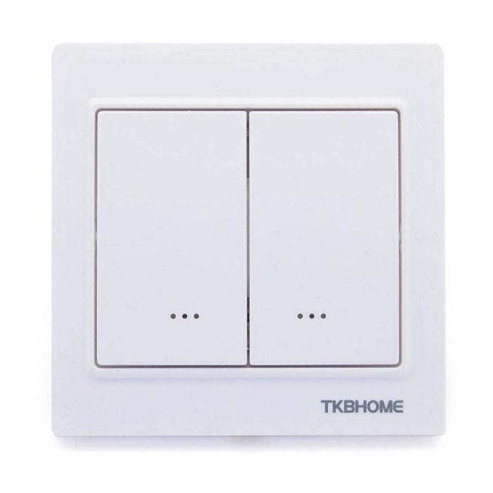 Z-Wave TKB Dual Paddle Wall Dimmer TZ55D - Gen5 Migration_Wall Switches TKB