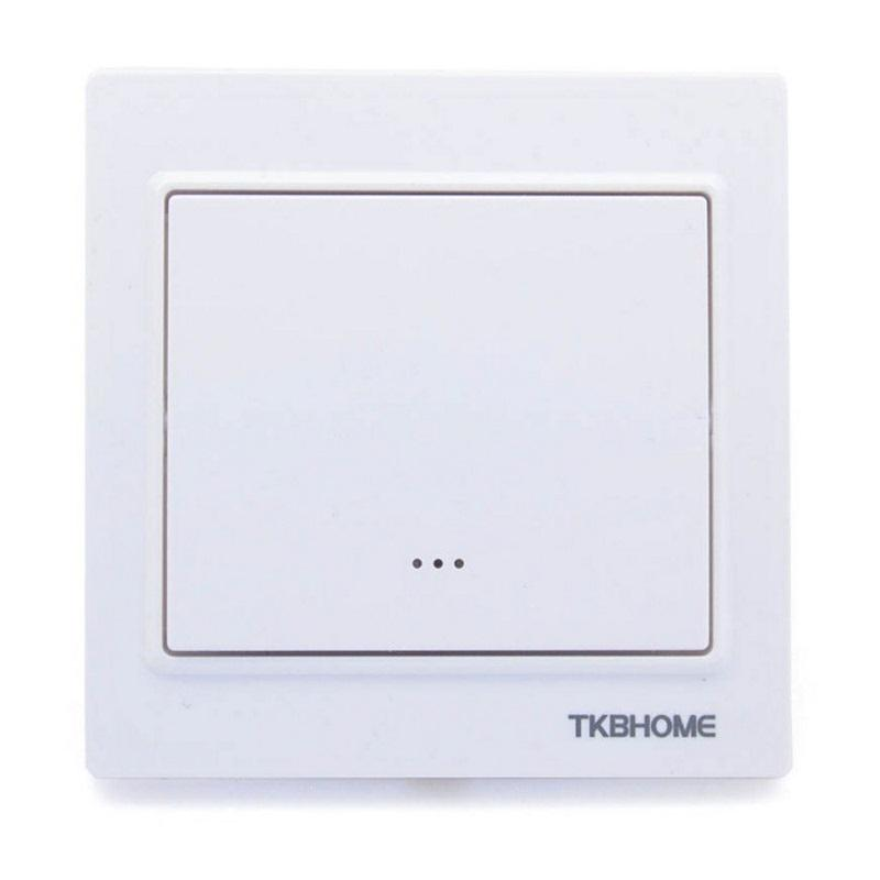Z-Wave TKB Single Paddle Wall Switch TZ56S - Gen5 Migration_Wall Switches TKB